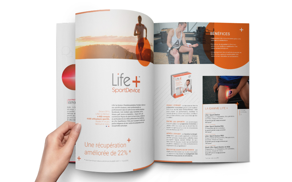 Brochure communication Neolys