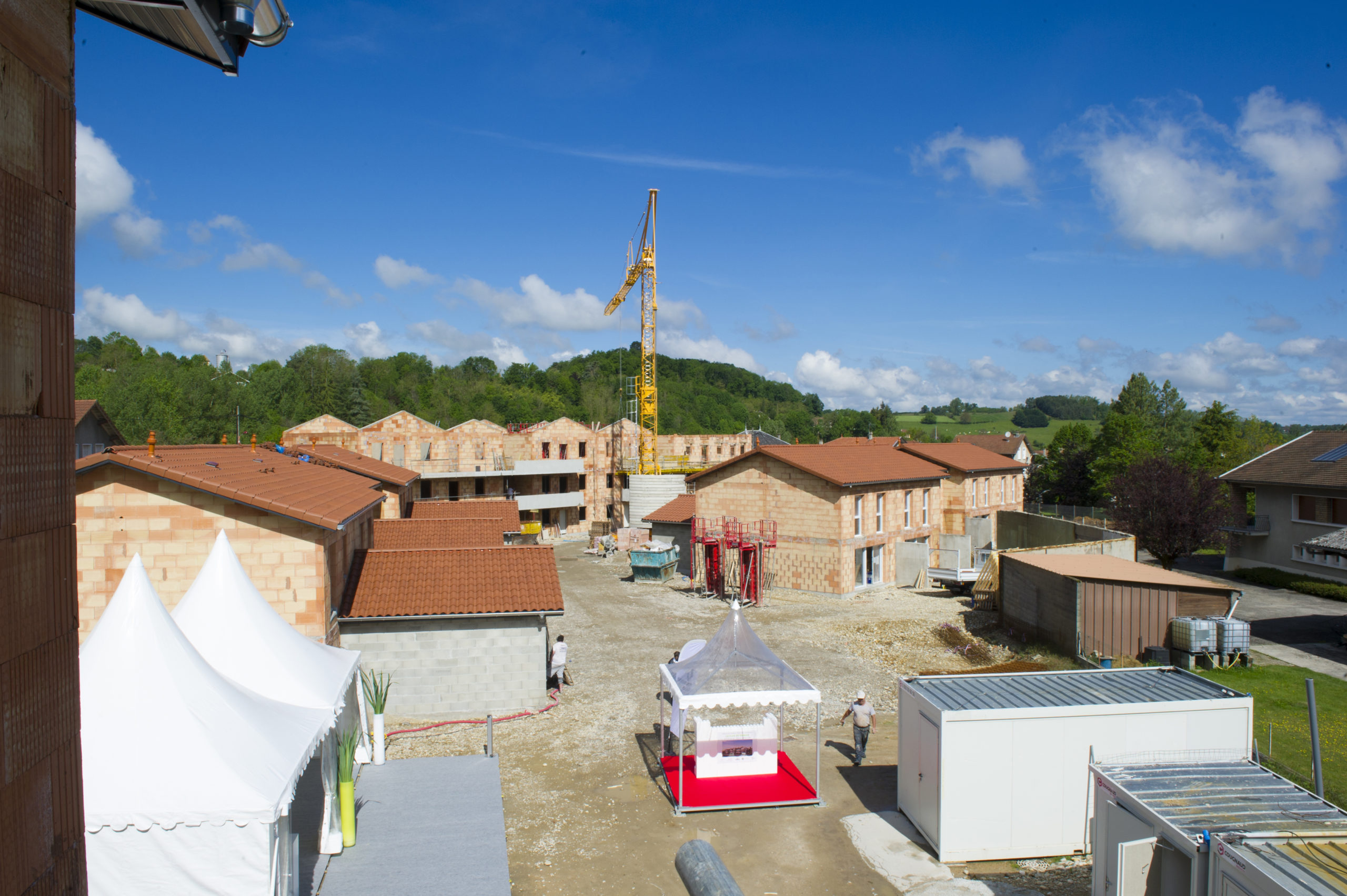 Alila - Inauguration organisée par Comadequat